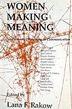 Women Making Meaning, , 041590630X