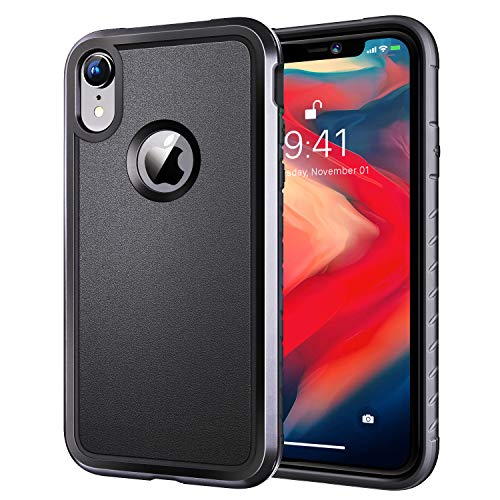 Aodh Compatible with iPhone XR Cases, Shockproof Protective Anti Scratch Cover Case Designed for iPhone XR