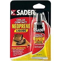 Sader Contact neopreen vloeibare lijm, tube, 55 ml