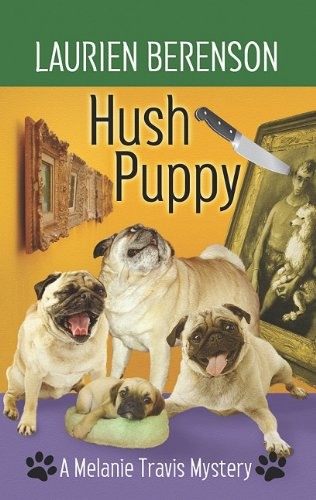 book cover of Hush Puppy