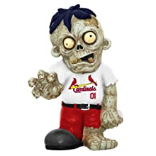 MLB St. Louis Cardinals Pro Team Zombie Figurine