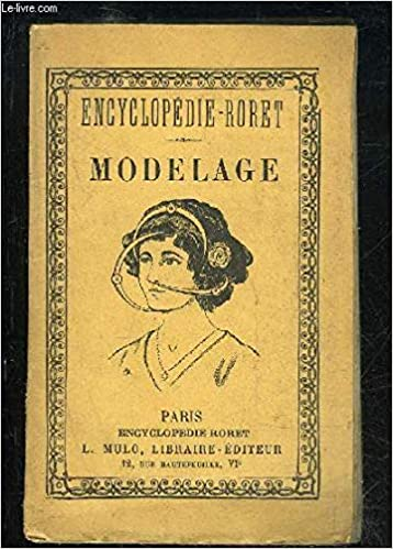 modelage moulage et patine encyclopedie roret