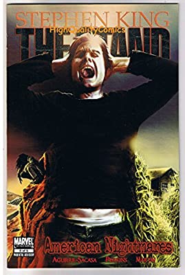 STEPHEN KING : STAND - AMERICAN NIGHTMARES #5, 2009, NM, more in store