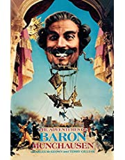 The Adventures of Baron Munchausen: The Illustrated Screenplay