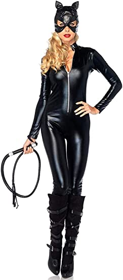 Disfraz de Catwoman - gato - gato negro - mujer niña - sexy ...