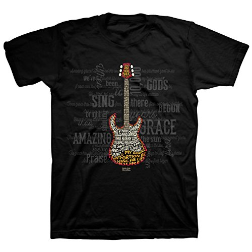 Kerusso Amazing Guitar T-Shirt - Christian Fashion Gifts