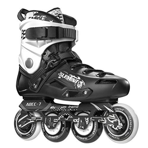 5th Element ST-80 Urban Inline Skates, Black and