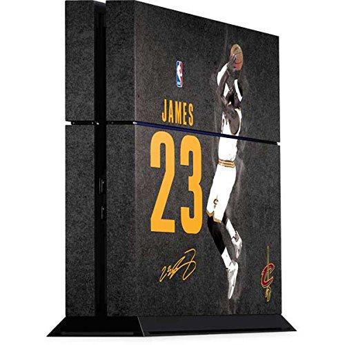 Cleveland Cavaliers PS4 Console Skin - LeBron James Greatest   NBA & Skinit Skin