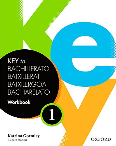 Key to Bachillerato 1: Work Book (Spanish) - 9780194611121