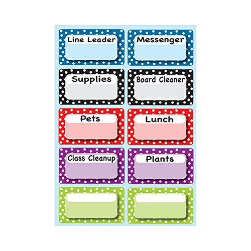 Ashley Productions Classroom Jobs Time Magnetic Organizer ()
