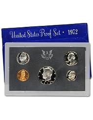 1972 S US Mint Proof Set OGP