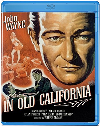 In Old California [Blu-ray]