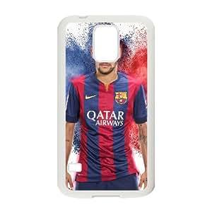 Neymar Samsung Galaxy S5 Cell Phone Case White Ygqxx