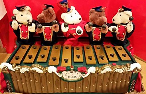 MR. CHRISTMAS BANDSTAND BEARS (Bears Bandstand)