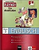 Playway to English 3. CD-ROM: Arbeitsmaterialien für den Englischunterricht. Altersgruppe: 3. Schuljahr
