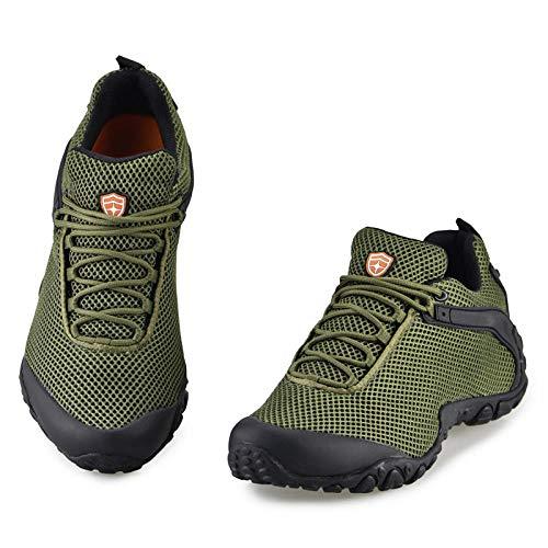 Men's Sports and Outdoor Shoes Men's Trekking and Hiking Footwearmen'S Casual Shoesoutdoor Hiking Shoes, Mesh Shoes…