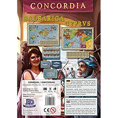Concordia: Balearica/Cyprus: Toys & Games