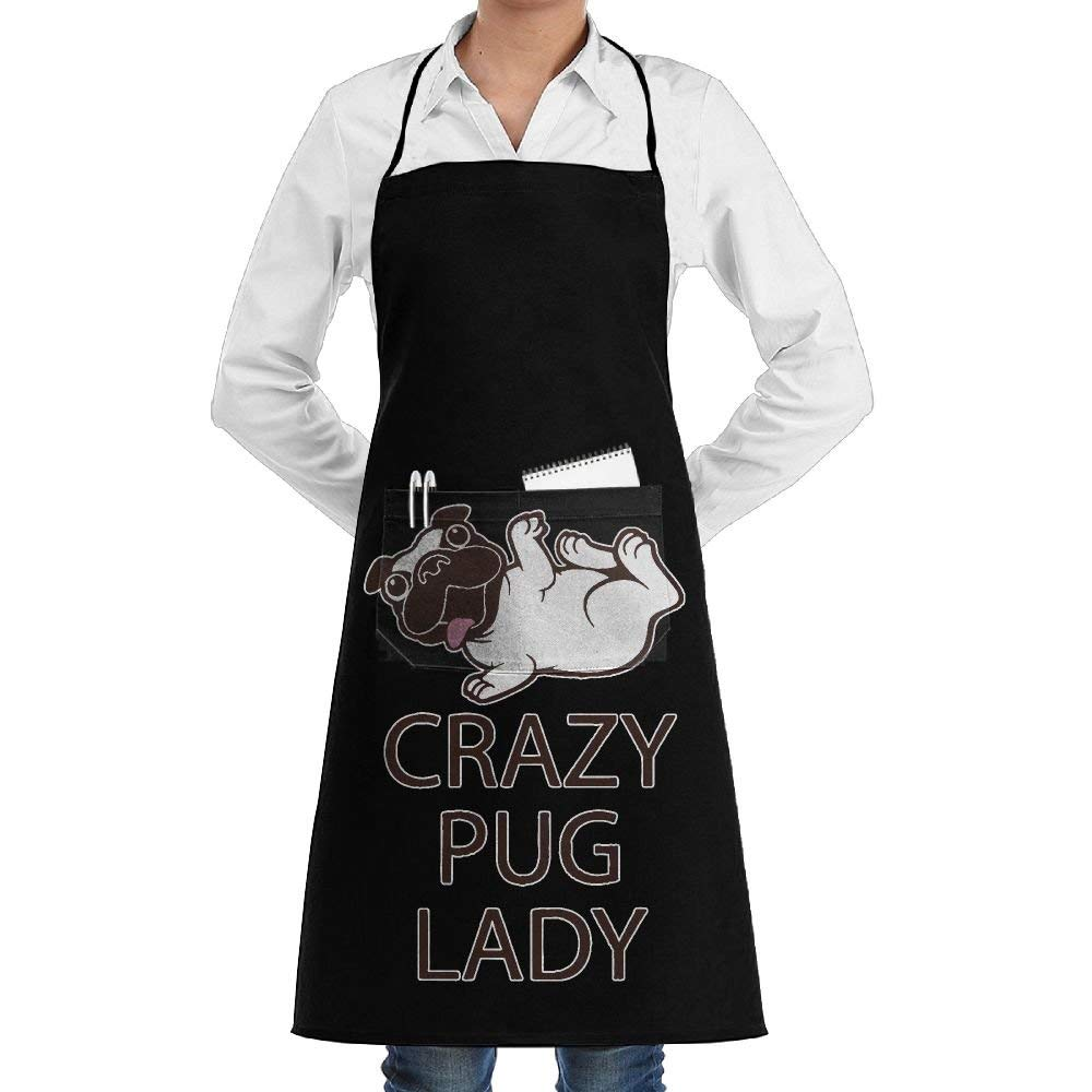 Foodie Gifts Apron for Men Home Chef Gift Light Grey Pie Baker Cotton Canvas Apron Adult Apron Baking Apron Funny Chef Apron Grilling Apron Apron for Women