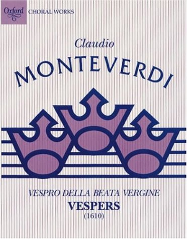 (Vespers (1610): Performing score (Classic Choral Works))