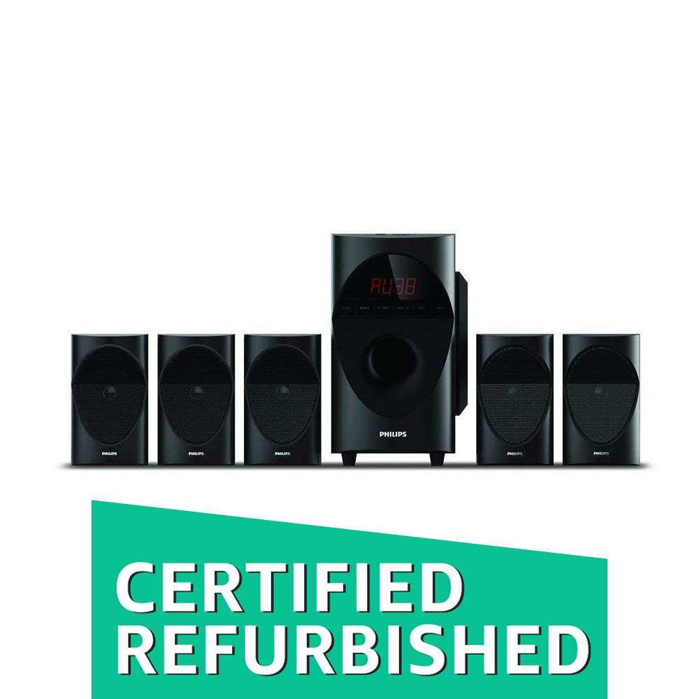 (CERTIFIED REFURBISHED) Philips in-Spa 5190B/94 Multimedia