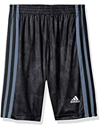 Big Boys' Athletic Short, Active Black, X-Large
