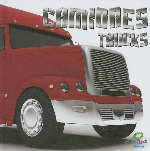 Camiones/Trucks (Mis Primeros Descubrimientos/My First Discovery Library) (Spanish and English Edition) by Brand: Rourke Pub Group