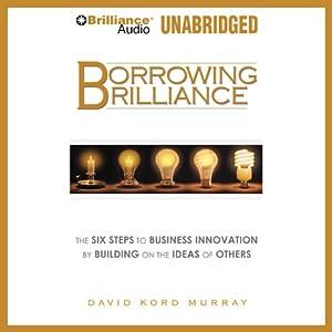 Borrowing Brilliance Audiobook