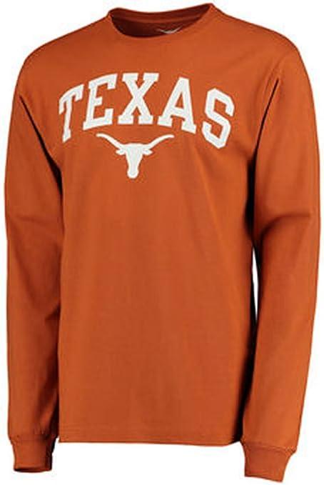 Camiseta, diseño de Texas Longhorns Jersey Gorro Bandera de Vinilo Memorabilia Ropa Prendas de Vestir, Naranja, XX-Large: Amazon.es: Deportes y aire libre