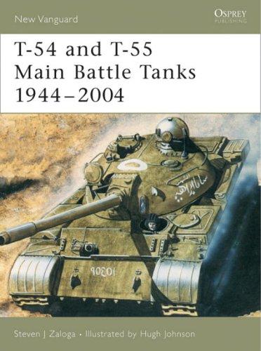 T55 Tank - 4