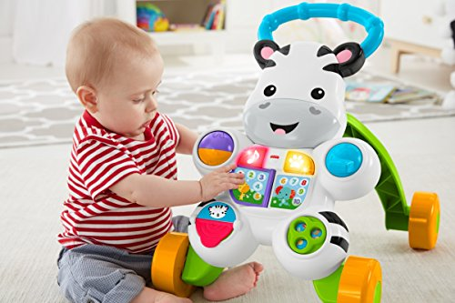 Fisher-Price Learn with Me Zebra Walker by Fisher-Price (Image #7)