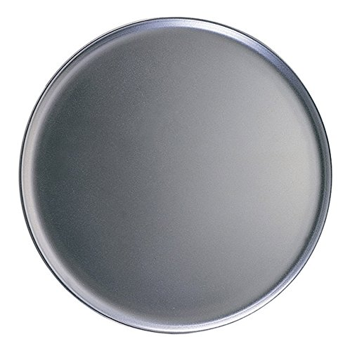American Metalcraft HACTP22 American Metalcraft HACTP22 Series HACTP Coupe Style Pan, Heavy Weight, 14 Gauge Thickness, 22'' Diameter, Aluminum, Aluminium,