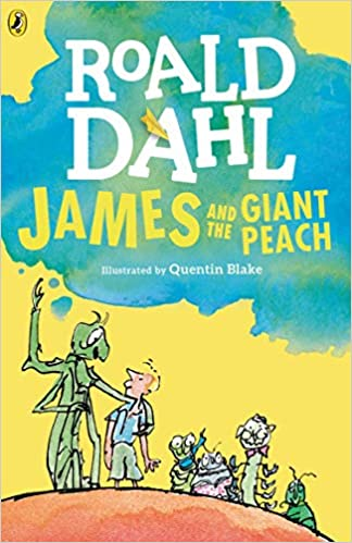 Amazon.fr - James and the Giant Peach - Roald Dahl, Quentin Blake - Livres 1d6fdc2c65a5