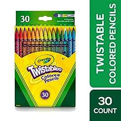 Crayola Twistables Colored Pencils Color...