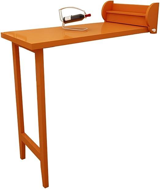 LXLA-mesa de pared Plegable Mesa de despacho de la Pared ...
