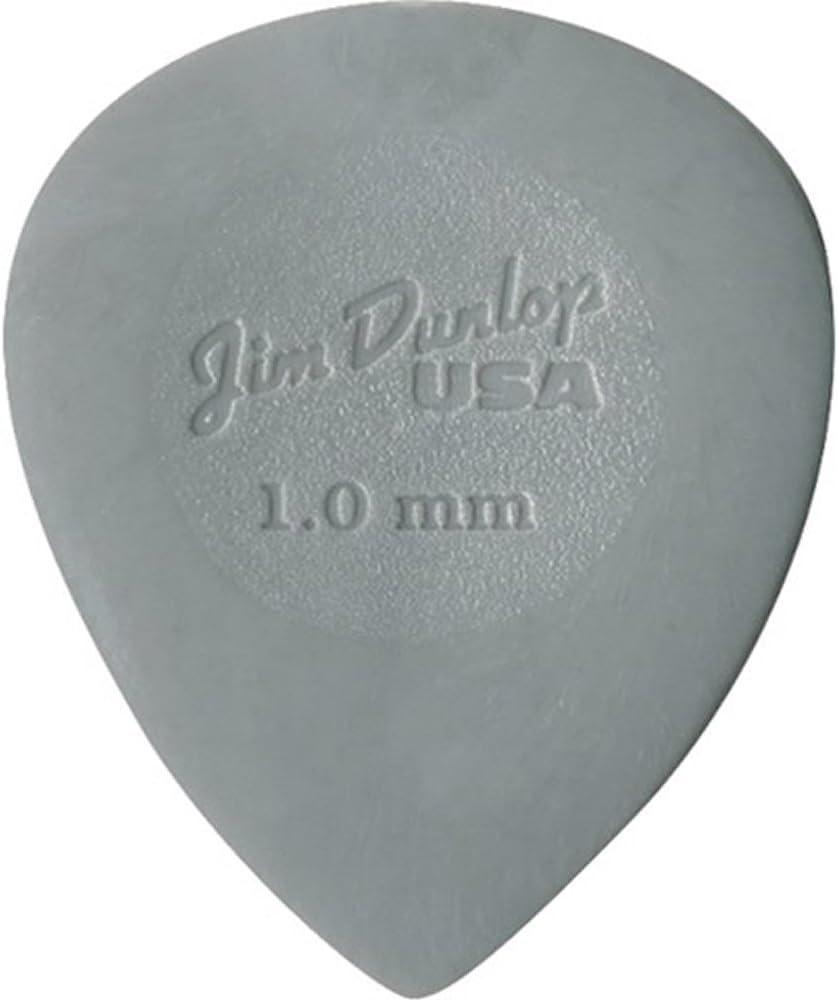 Jim Dunlop Guitar Picks 445P2.0 NYLON BIG STUBBY-6 Player Pack