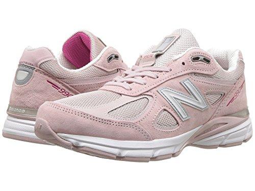 サージ降伏数学的な[new balance(ニューバランス)] レディースランニングシューズ?スニーカー?靴 W990v4 Faded Rose/Komen Pink 6 (23cm) B - Medium
