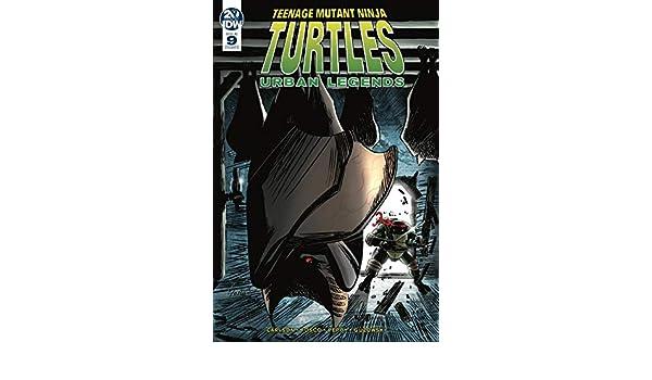 TMNT URBAN LEGENDS #9 CVR A FOSCO: Gary Carlson: Amazon.com ...