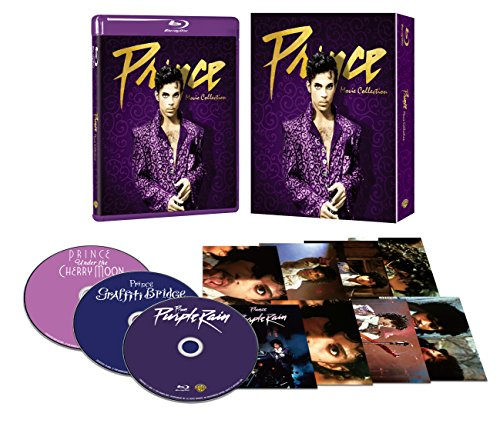 Prince, Inc Blue Ray Memorial Edition Boxed (first specification/3 Pieces Set) [Blu-ray]