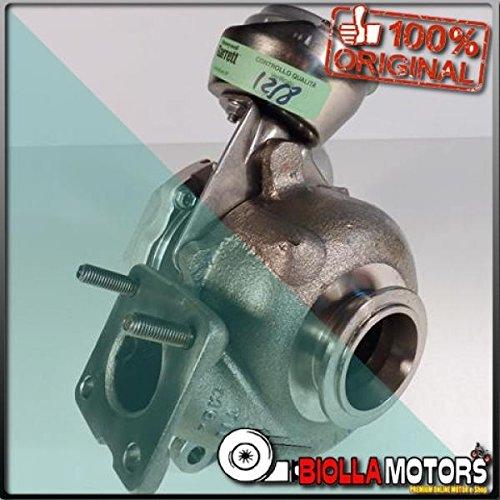 7166655003S TURBINA Alfa Romeo 156 GARRETT 1,9 JTD 140 2003 (CC) (
