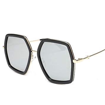 HYUHYU Gafas De Sol Cuadradas Mujer Diseñador De Marca ...