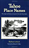 Tahoe Place Names 9780944220016