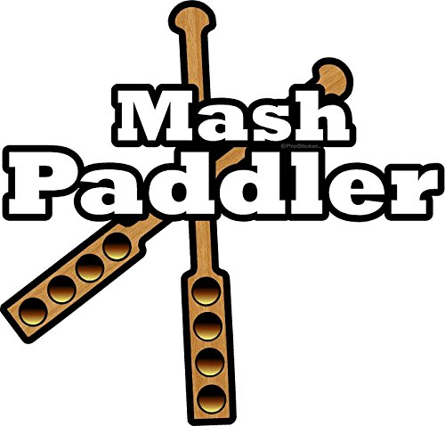 Paddler Series - ProSticker 2805 (One) 4.5