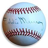 Eddie Murray Signed Nl Baseball Orioles Mets Felt Pen JSA L00797 - Authentic MLB Autograph