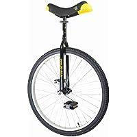 """Qu-Ax Luxus Monocycle Chromé/roue noire 66 cm (26"""")"""