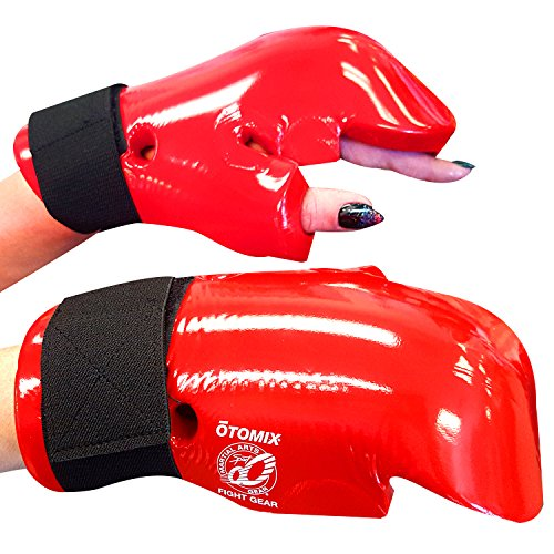 Otomix Karate Taekwondo Sparring Gear Gloves Mitts