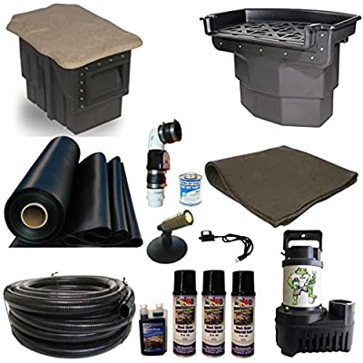 LH Series Patriot EPDM Rubber Pond Kits