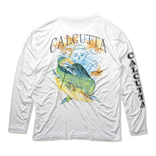 - Calcutta Performance T-Shirt White, Large