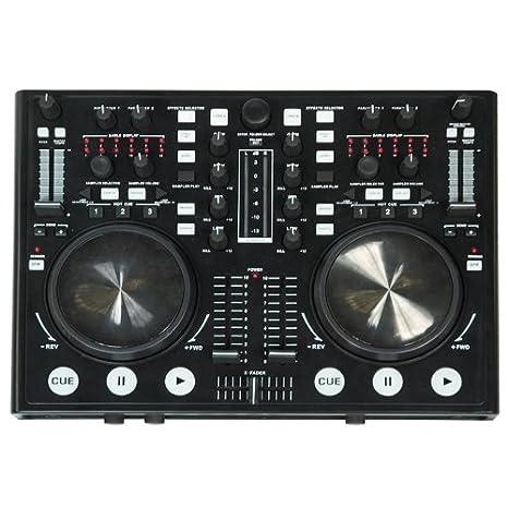 Koolsound Sound Mixstation Consola Controlador DJ USB-Midi ...
