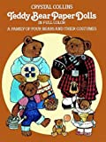 Teddy Bear Paper Dolls, Crystal Collins-Sterling, 0486245500