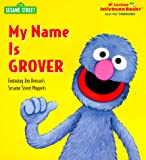 My Name Is Grover, RH Disney Staff, 0375804463